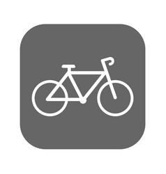 race bike vector image vector image