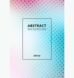 abstract smooth blurred pastel gradient vector image