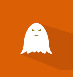 Ghost icon vector