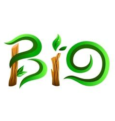 Green bio word vector