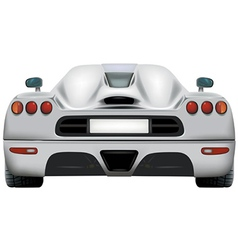 Exotics Car vector
