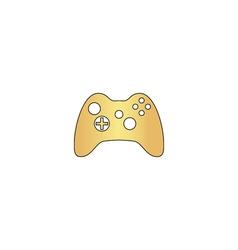 Gamepad computer symbol vector