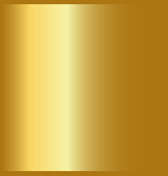 Gold gradient vector