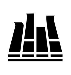 Modular pva cover floor glyph icon vector