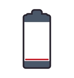 Battery energy power charge icon graphic vector image