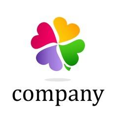 Clover Logo vector image