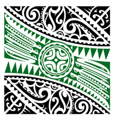ethnic style ornament vector image