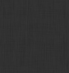 Seamless Linen Texture vector image vector image