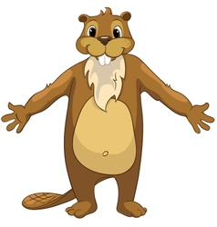 Beaver crees look for funny beaver keyword vector