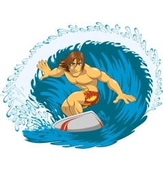Extreme surfing vector