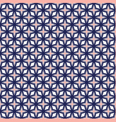 intricate pattern tile background vector image