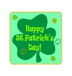 St Patricks Day 2 vector
