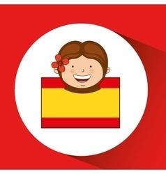 children around the world design vector image vector image