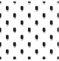pillow pattern seamless vector image