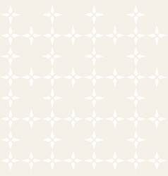 seamless lattice pattern modern stylish vector image