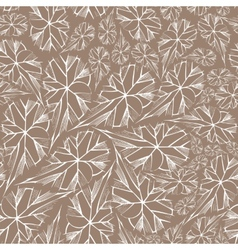 leaf begonias vector image