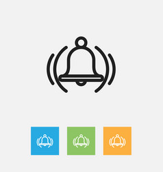of education symbol on school vector image