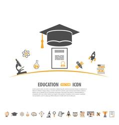 Education concept vector