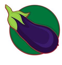 eggfruit clip art vector image