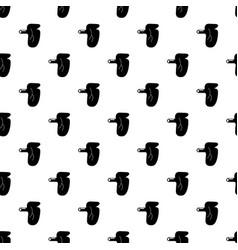 Kidney pattern seamless vector