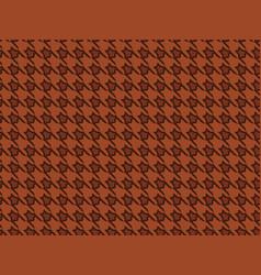 Pied de poule pattern vector