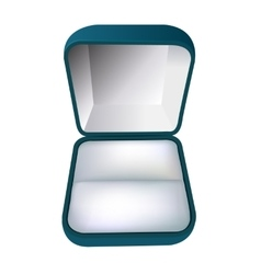 gift box for ring vector image