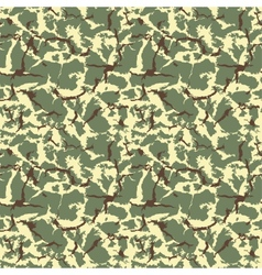 Military camouflage seamless texture vector image