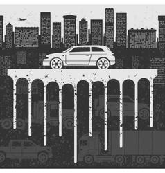 Background City vector