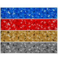 baner background 6 vector image