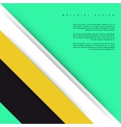 modern material design vector image
