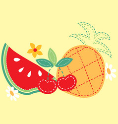 Fruit01 vector