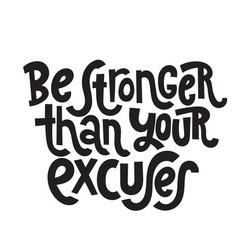 Success motivational quotes vector