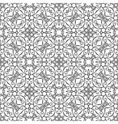 Lacy pattern vector image vector image