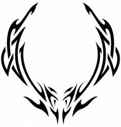tribal vector image vector image