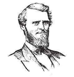 Arthur j boreman vintage vector