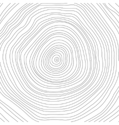 conceptual background with tree-rings Tree vector image