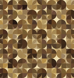 geometric background abstract seamless pattern vector image vector image