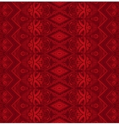 red chinese new year geometric background vector image vector image