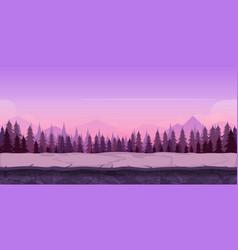 background for your game created in modern purple vector image vector image