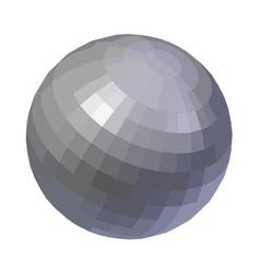 Imaginative ball vector