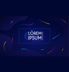 minimal geometric motion design dynamic space vector image