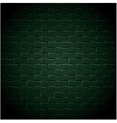 brick wall background cartoon vector image