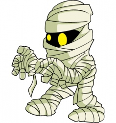 mummy vector image