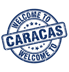 Welcome to caracas vector