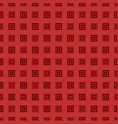Abstract square pattern background - graphic vector