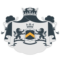 Coat of arms2 vector image