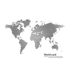 world card vector image