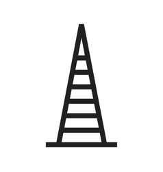 Construction Cone vector