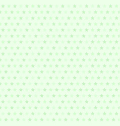 green striped star pattern seamless background vector image