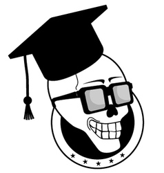 Old student vector